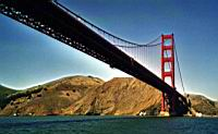 Golden Gate Bridge (San Francisco)